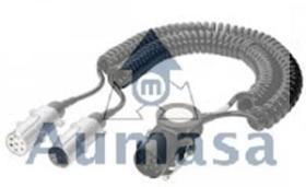 Aspock K532424040 - CONEXION DOBLE 15P/7P